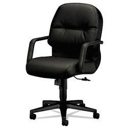 """Hon 2092SR11T Managerial Mid-Back Chair, 26-1/4""""x28-3/4""""x41-"""