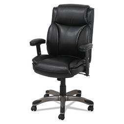 Alera ALEVN5119 Veon Series Leather MidBack Manager's Chair