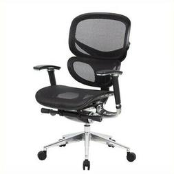 Boss Office Products B6888-BK Multi-Function Mesh Chair in B