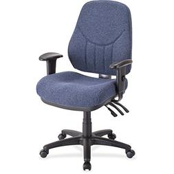 Lorell High-Back Multi-Task Chair, 26-7/8 by 26 by 39-Inch t