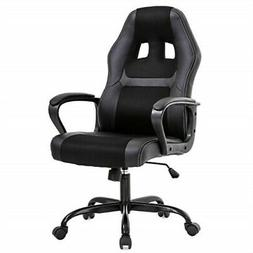 BestMassage Office Chair Desk Gaming Racing High Back Comput