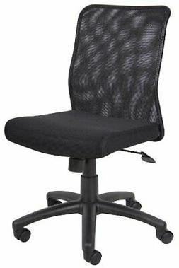 Boss Office Products B6105 Budget Mesh Task Chair without Ar