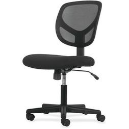 Basyx by HON Armless Mid-back Task Chair