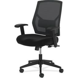 The HON Company BSXVL581ES10T basyx by Task Chair, High-Back
