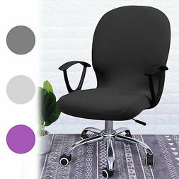 Elastic Computer Office Rotate Chair Cover Stretch Slipcover