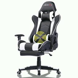 Ergonomic Computer Gaming Chair Office Chair High Back Racin