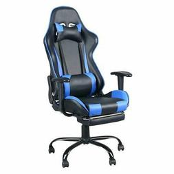 Ergonomic Office Chair Gaming Chair Recliner Racing  Swivel
