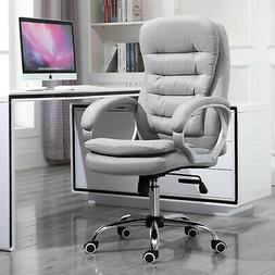 Executive Swivel Office Computer Desk Chair with Armrests Li