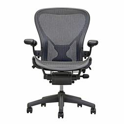 Herman Miller Fully Loaded Posture fit Size B Aeron Chairs
