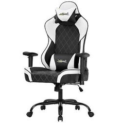 Gaming Chair Big and Tall Office Chair 400lbs Wide Seat Ergo