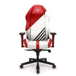 Gaming Chair Ergonomic Office Height Adjustable Footrest Rac