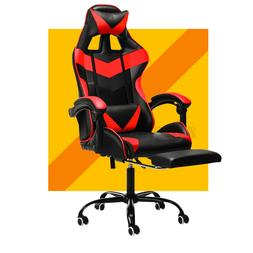 Gaming Chair Office Racing Recliner Leather Computer Swivel