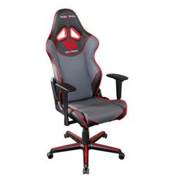 DXRACER Gaming Chair Racing Red/Gray