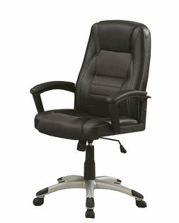 Coaster Home Furnishings Adjustable Height Office Chair Blac