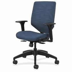 Hon Solve Seating Reactiv Mid-back Task Chair - Midnight Sea