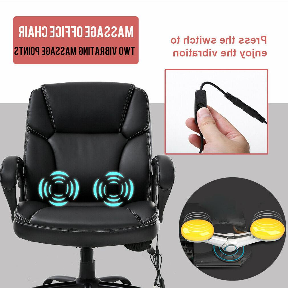 Big and Tall Office Chair 400lbs Computer