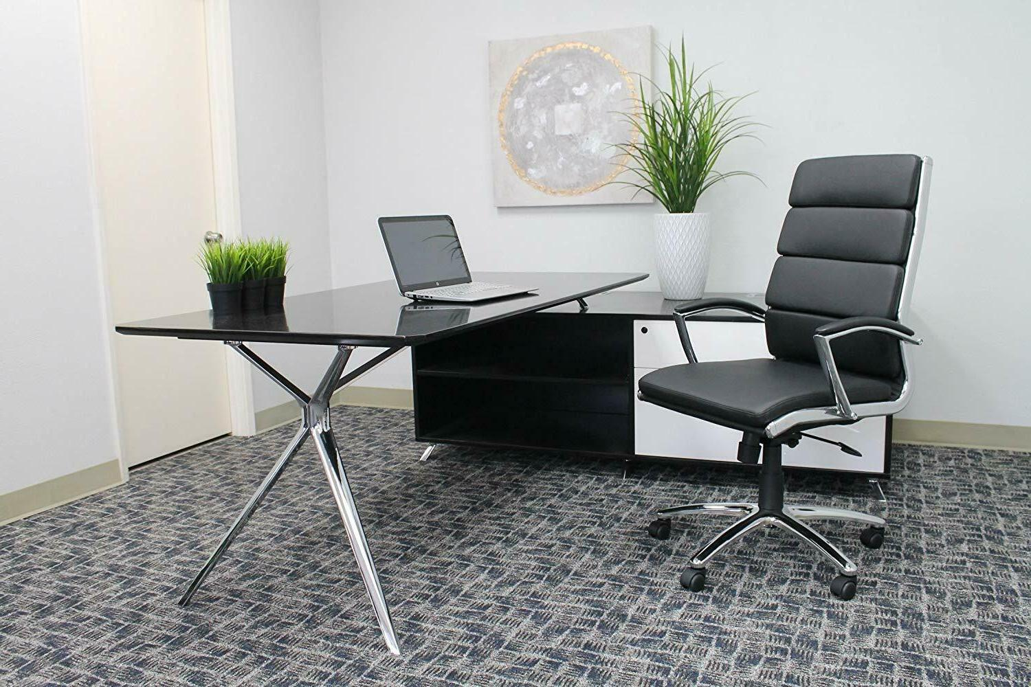Boss Products Executive Office Black