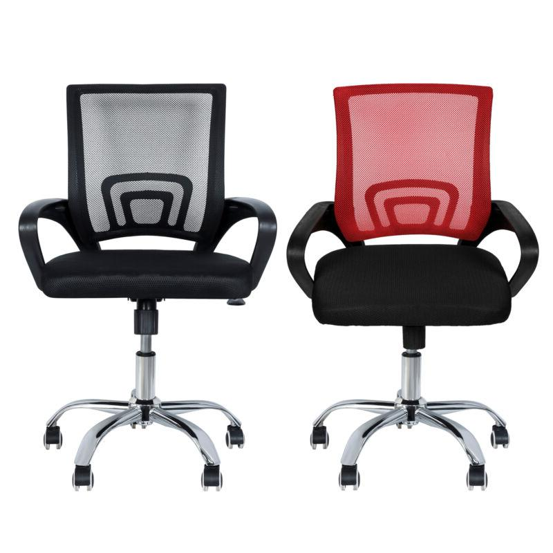 Office Home Desk Chair Adjustable Rolling