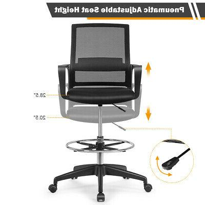 Drafting Chair Chair for Desk Adjustable