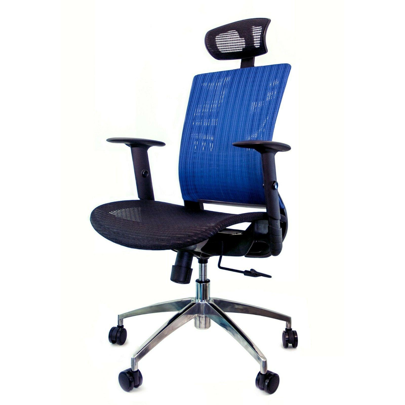 ergonomic all mesh office chair executive headrest