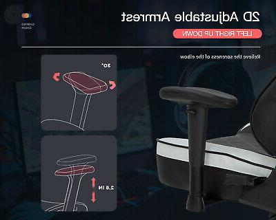 Gaming Chair Tall Office Chair Wide Chair