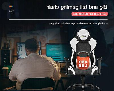 Gaming Big and Tall Office Chair Wide Seat Chair