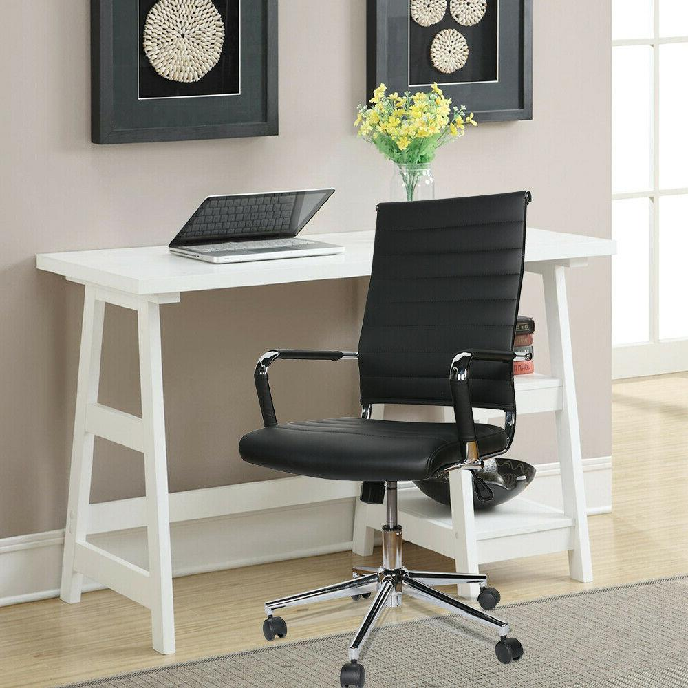 Modern Computer Desk Chair Executive Chairs Adjustable