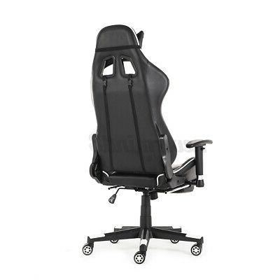 Gaming Chairs Office High Back Racing Recliner