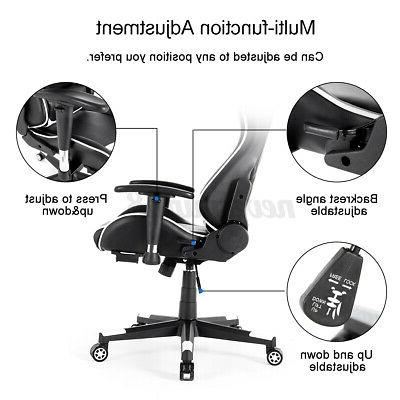 Gaming Chairs High Back Racing Chair