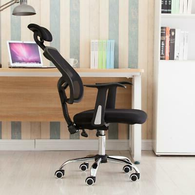 Home Office Ergonomic Back Chair Reclining Swivel Computer