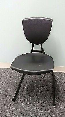 KI Intellect Series Stacking Steel Guest Chairs New Showroom