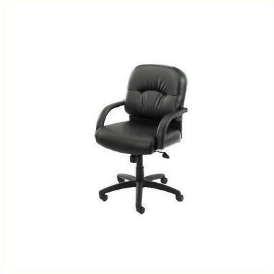 Mid Back Caressoft Conference Chair, Knee