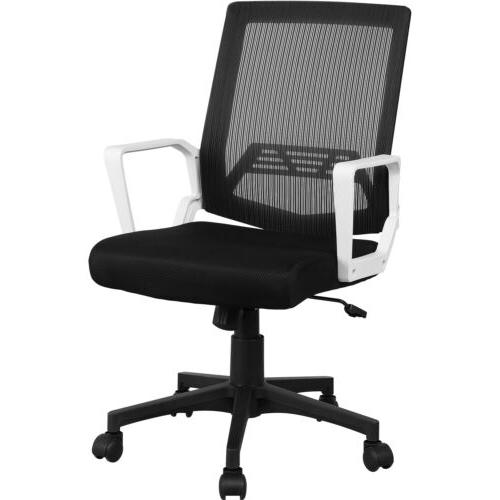 mid back mesh office chair executive task