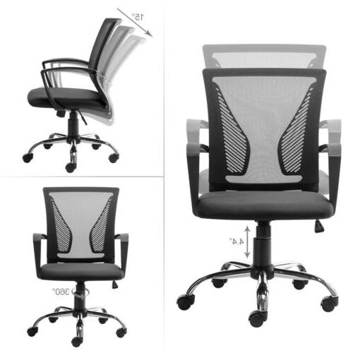 Office Chair Computer Seat Chair Adjustable