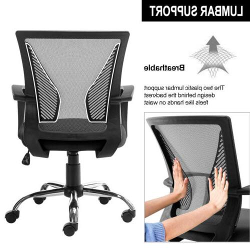 Office Chair Computer Desk Seat Task Chair Swivel