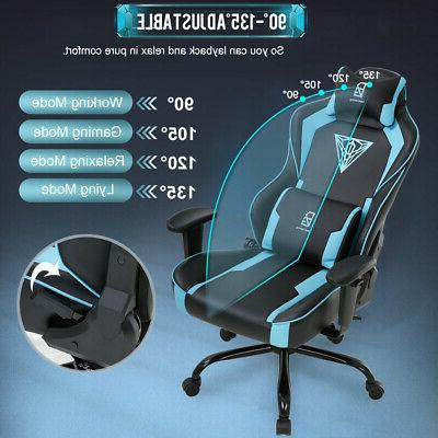 PC Chair Big and Office Chair 400lb Wide Racing