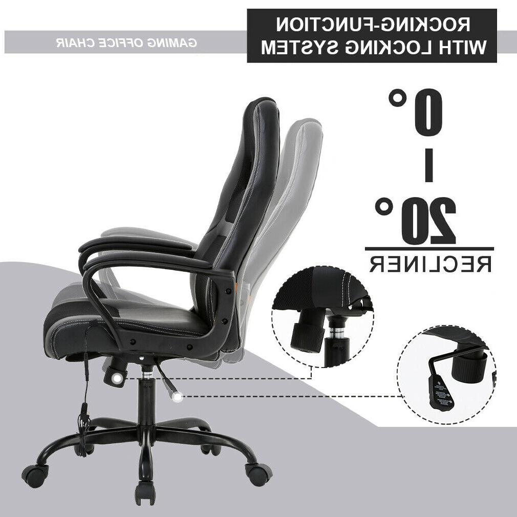 PC Chair Office Desk Chair Adjustable