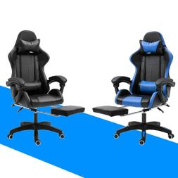 Massage Reclining Swivel Office Chair Desk Computer Gaming C