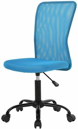 Mesh Office Chair with Ergonomic Lumbar Support Desk Chair C