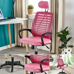 Office Chair Adjustable Home Desk Chair Computer Chair Rolli