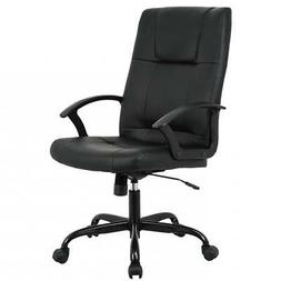 Office Chair Executive Desk Rolling Swivel Chair with Lumbar