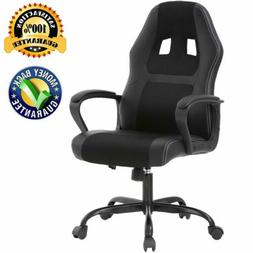 Office Chair Executive PU Leather Gaming Swivel Chair with A