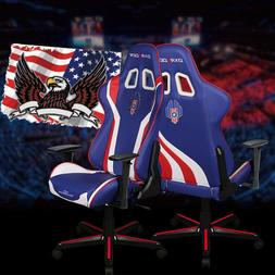 DXRACER Office Chair OH/FH186/IWR/USA PC Gaming Racing Ergon