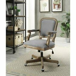 Riverbay Furniture Office Chair in Light Gray
