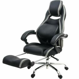 Office Gaming Chair Racing Pu Leather Swivel Computer Vedio