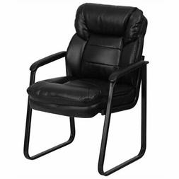 Bowery Hill Office Guest Chair in Black