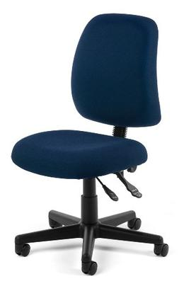 OFM Posture Chair-w/oArms-Navy