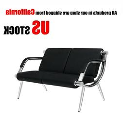PU Leather Office Reception Chair Executive Side Waiting Roo
