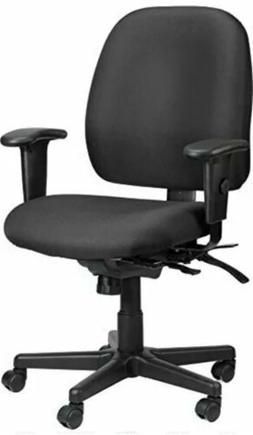 Eurotech Seating 4x4 Series Collection Adjustable Mid-Back E
