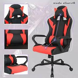 BestOffice Swivel Gaming/Computer Leather Chair